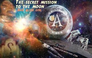 الفتاة الغريبة وسرّ بعثة أبولو 20