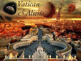 رأي الفاتيكان من وجود الكائنات الفضائية