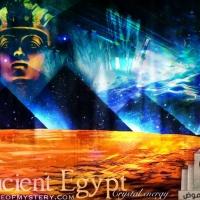 تكنولوجيا الطاقة والكريستال في مصر القديمة