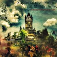 أحداث خارقة للطبيعة من العصور الوسطى