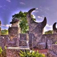 صروح غامضة 6 : قلعة المرجان في فلوريدا